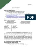 Prawo ochrony konkurencji - notatki z wykładów