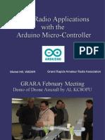 GRARA Meets Arduino