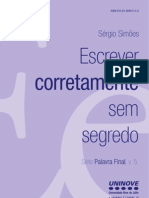 Www.uninove.br_pDFs_Serie Palavra Final_Escrever Corretamente Sem Segredo v 5(2)