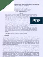 05 Strategi Manajemen Berdasarkan Analisis Risk Management