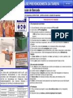 Apt Industrial 10 Corte Serra Circular Bancada
