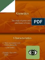 Bioumum Genetika Panjang