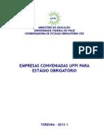 Lista Das Empresas 2013_1 - Professora