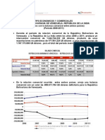 4.- Modelo Venezuela -India-Informe Economico Basado en Balanza Comercial 2012