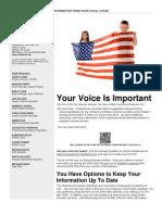 Newsletter November December 2012