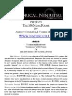 The 100 Ninja Poems