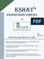 Akshay Warehousing Complex at Palse, Nashik