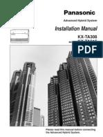 TA616 Programing Manual