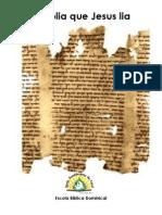 A Bíblia Que Jesus Lia - Estudo