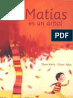 1 Babin Tallec - Matias Es Un Arbol