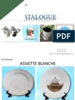 Catalogue Ora Services