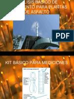 ANÁLISIS BÁSICO DE RENDIMIENTO PARA PLANTAS DE