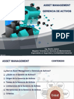 Criterios Asset Management - Gerencia de Activos