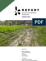 Report Soil Survey