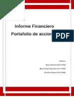 Informe Financiero Final