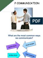Lect 3 Nonverbal Communication