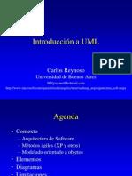 Carlos Reynoso Introduccion a Uml