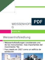 Weissenhofsiedlung
