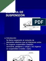 Sistemas de Suspension