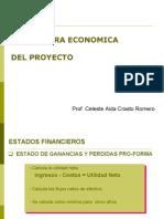 Estructura Econ Del Proyecto