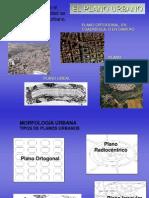 El Plano Urbano