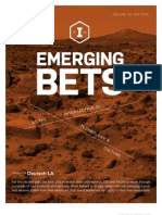 Emerging Bets at the Intersection of Technology & Culture, Vol. 2