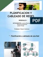 Planificacion y Cableado de Redes