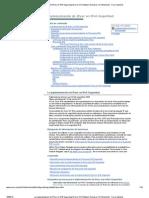 La implementación de IPsec en IPv6 Seguridad