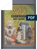 The Doctor Who Cookbook