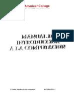Manual de Introduccion a La Computacion