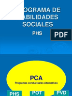 epresentacionestrabajoprogramahabilidadessociales1-090514072537-phpapp01