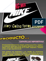 Marketing Mix Nike