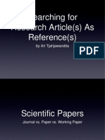 Searching for References.ppt