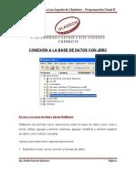Tema 6 Acceso Base Datos JDBC NetBeans