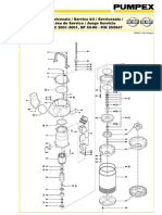 Service Kit Pumpex PC2001(1)