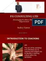 Introductiontocoaching Presentation