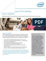 World Ahead Positive Impact of Elearning Paper