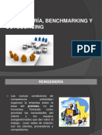 REINGENIERÍA, BENCHMARKING Y OUTSOURCING