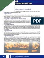 Fiber Performance Standard