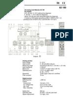 Data Sheet 62100e