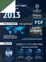 UEFA CL Final - Infografic
