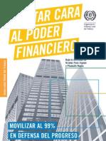 Plantar Cara Al Poder Financiero