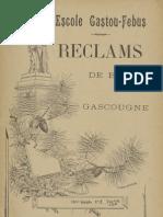 Reclams de Biarn e Gascounhe. - Préface 1911 - N°1 (15e Anade)