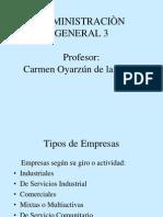 Administraciòn General  3