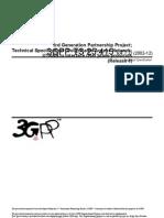 25415-470 - UTRAN Iu Interface User Plane Protocols R4