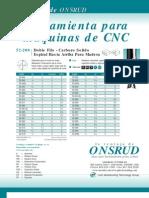 Spanish Cnc Brochure