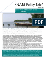 CANARI Policy Brief No.5-Marine Protected Areas and Sustainable Coastal Livelihoods