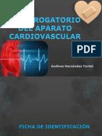 Interrogatorio Del Aparato Cardiovascular