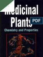 Medicinal Plants. Chemistry and Properties (M. Daniel)