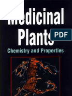 Medicinal Plants. Chemistry and Properties (M. Daniel)